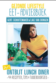 Gezonde Lifestyle eet-adviesboek